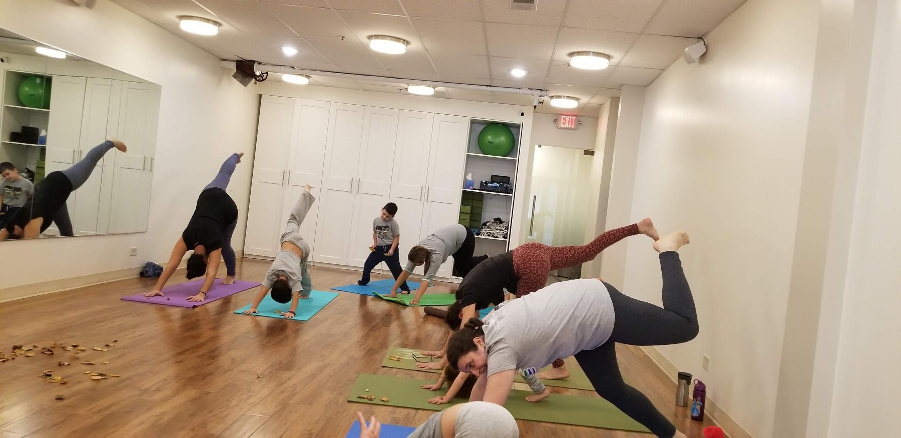 Yoga for Kids - Evolve Yoga & Fitness Chicago